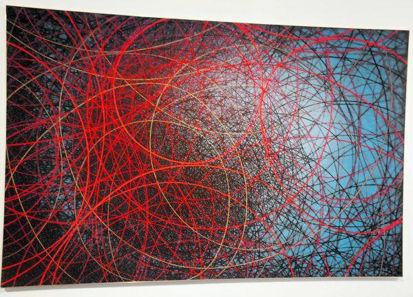 Werk von Roland Stecher im Kunstraum Otten.Wolfgang Ölz (1)