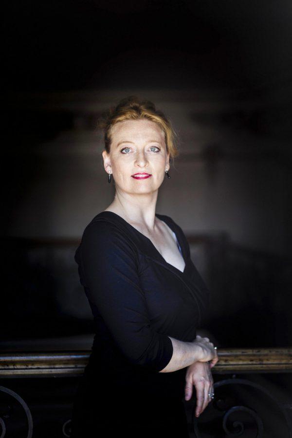 Eva Kleinitz. Klara Beck