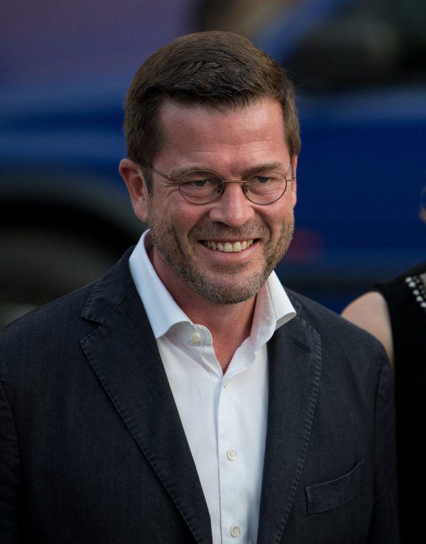 Ex-Minister Karl-Theodor zu Guttenberg. APA