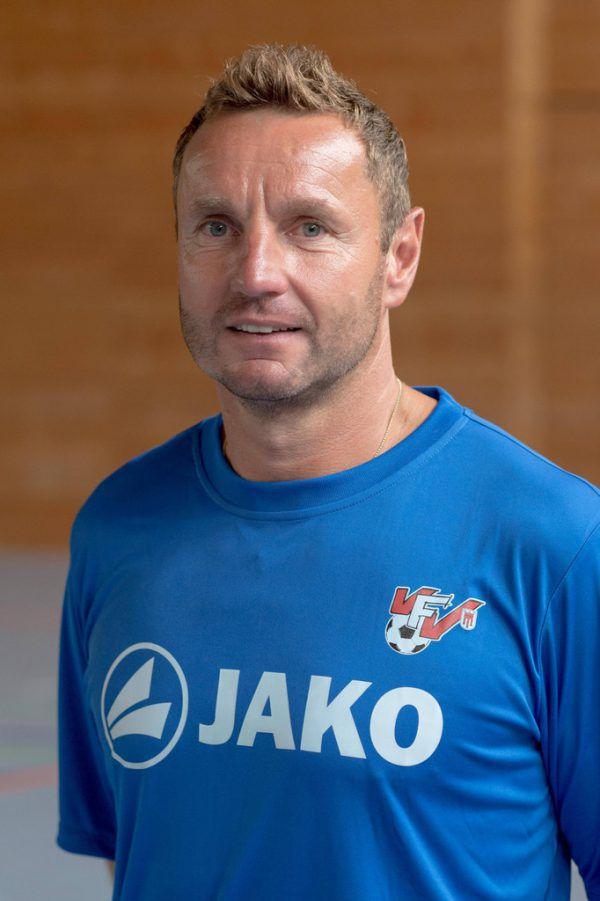 Martin Schneider ist ab sofort Hard-Coach.Stiplovsek