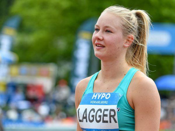 Sarah Lagger will und kann mehr, als sie gestern zeigte.Gepa/Lerch