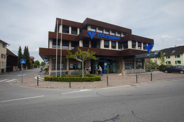 Die Volksbank Vorarlberg hat ihren Sitz in Rankweil. Hartinger