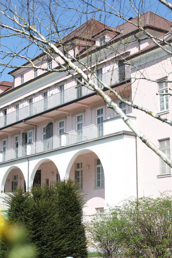 Zu einem Gedenkgottesdienst lädt das Hospiz am See in Bregenz.Hospiz am See