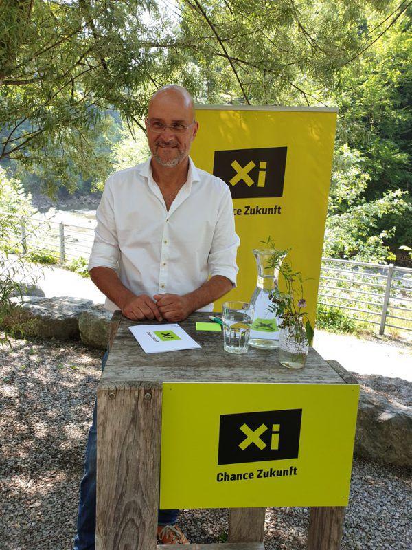 Im Juni hat Chris Alge seine neue Partei vorgestellt und das Antreten bei der Landtagswahl angekündigt.Steinlechner