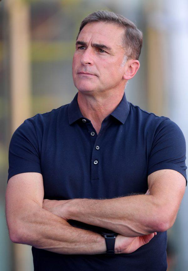 DFB-Coach Stefan Kuntz will den Titel.Reuters