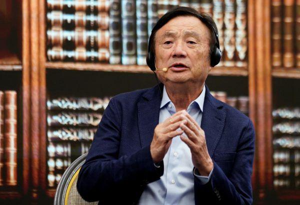 Huawei-Gründer Ren Zhengfei. APA