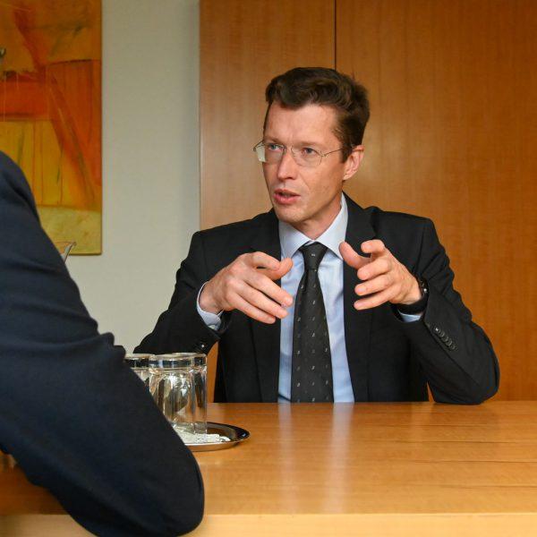 Stefan Harg ist Rechtsanwalt in Bregenz.Lerch