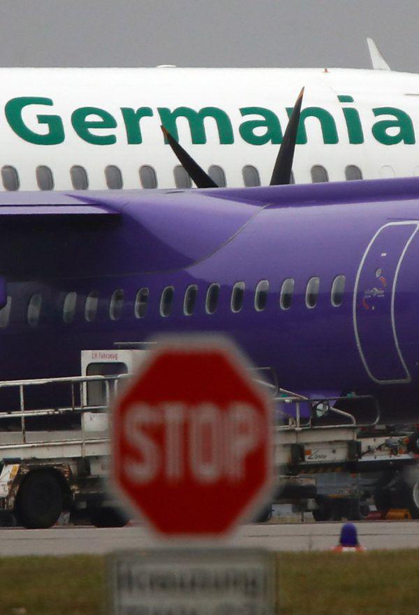 Vor zweieinhalb Monaten kam das Aus für die deutsche Germania.Reuters