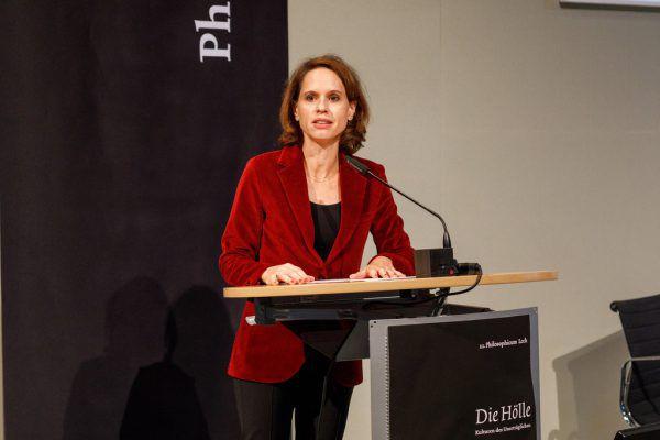 Jury-Mitglied Barbara Bleisch.Florian lechner