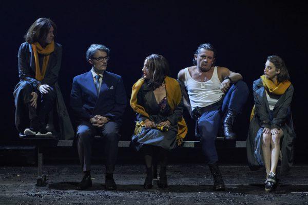 """""""Der Reigen"""" auf der Werkstattbühne. Bregenzer Festspiele/Anja Köhler"""