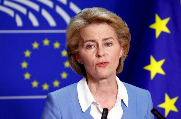 Heute entscheidet sich, ob sie EU-Kommissionspräsidentin wird: Ursula von der Leyen. Reuters