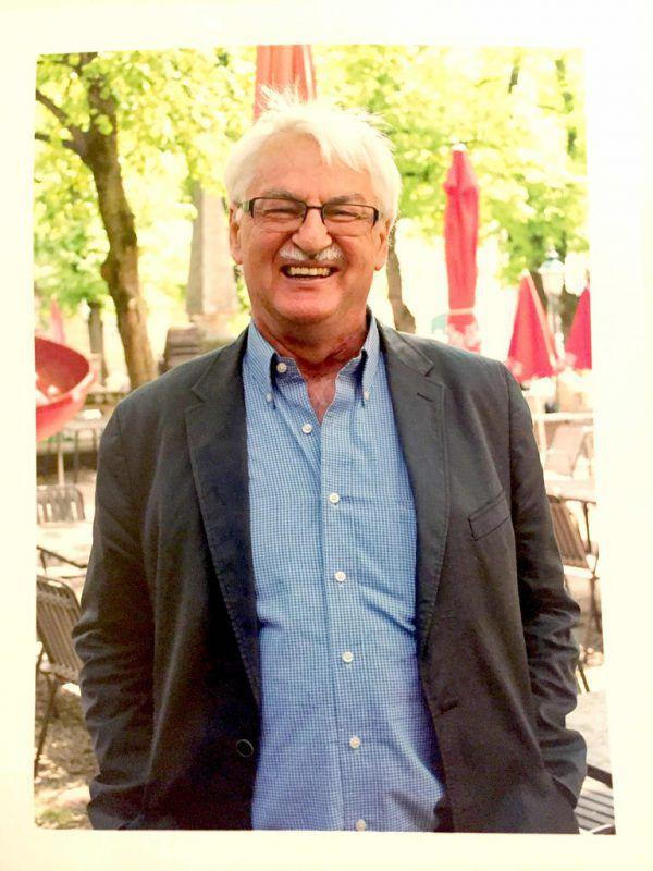 Historiker Günter Bischof.K. Stiefel