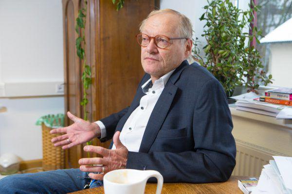 Eine Politik der Vollbeschäftigung würde die Zahl der Bezieher reduzieren, ist Michael Diettrich überzeugt. Klaus Hartinger