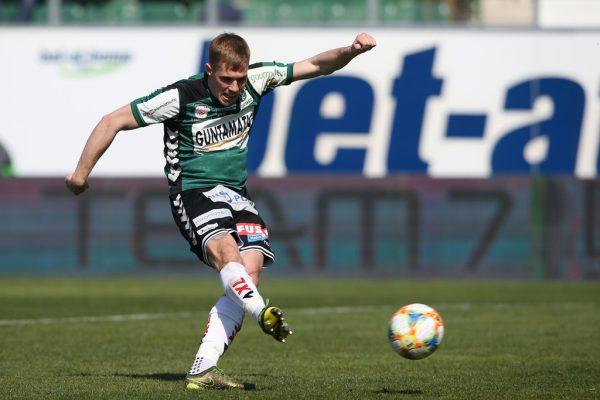 Patrik Eler hat in 70 Zweitligaspielen insgesamt 46 Tore erzielt.Hartinger