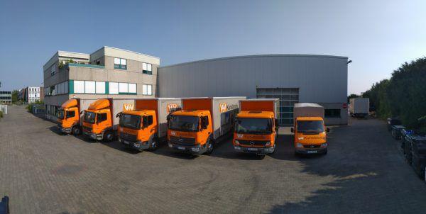 V+V Kunststoffe hat den Hauptsitz im deutschen Langenfeld in Nordrhein-Westfalen.Schmidt's