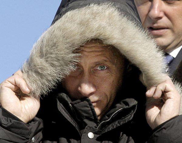 Anfangs hatten viele Putin unterschätzt. ALEXEY PANOV