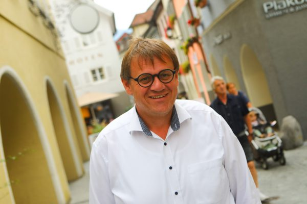 Christoph Thoma ist in der Alpenstadt Bludenz sesshaft geworden. Hartinger (4)