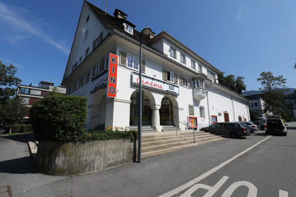 Das Kino in Dornbirn hat eine lange Geschichte.Klaus Hartinger