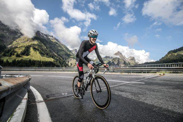 Der Anstieg zum Hochtannbergpass verspricht sehenswerte Ausblicke.Frederick Sams