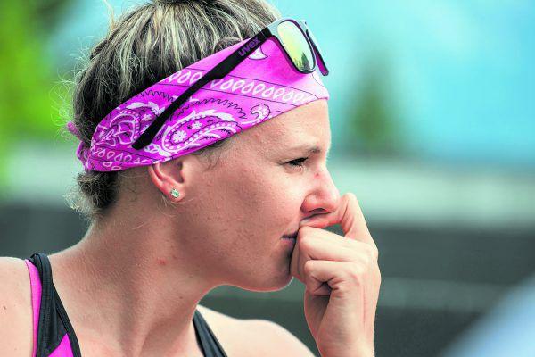 Elisabeth Kappaurer blickt einer schwierigen Entscheidung entgegen.Stiplovsek