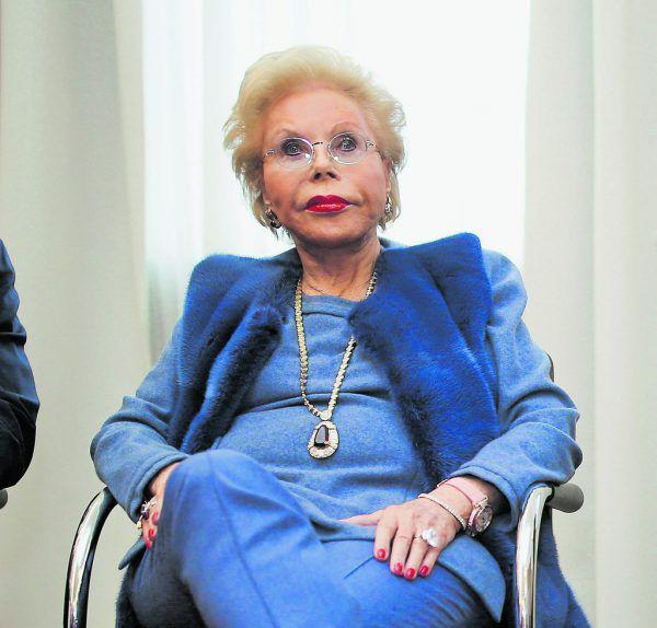 Heidi Goess-Horten ist die größte Spenderin der ÖVP.GEPA