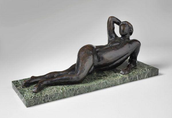 """Henri Matisse: """"Nu couché III"""", 1929.Succession Henri Matisse/2019 ProLitteris, Zurich"""
