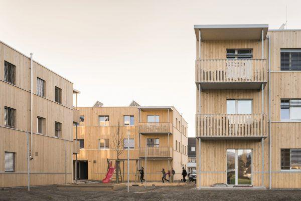 Insgesamt wurde der Vorarlberger Wohnbaupolitik ein gutes Zeugnis ausgestellt.Vogewosi