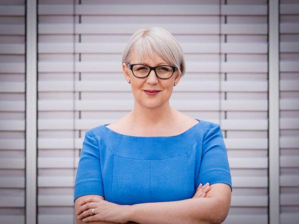 Neos-Klubobfrau Sabine Scheffknecht.Neue, Mathis Fotografie