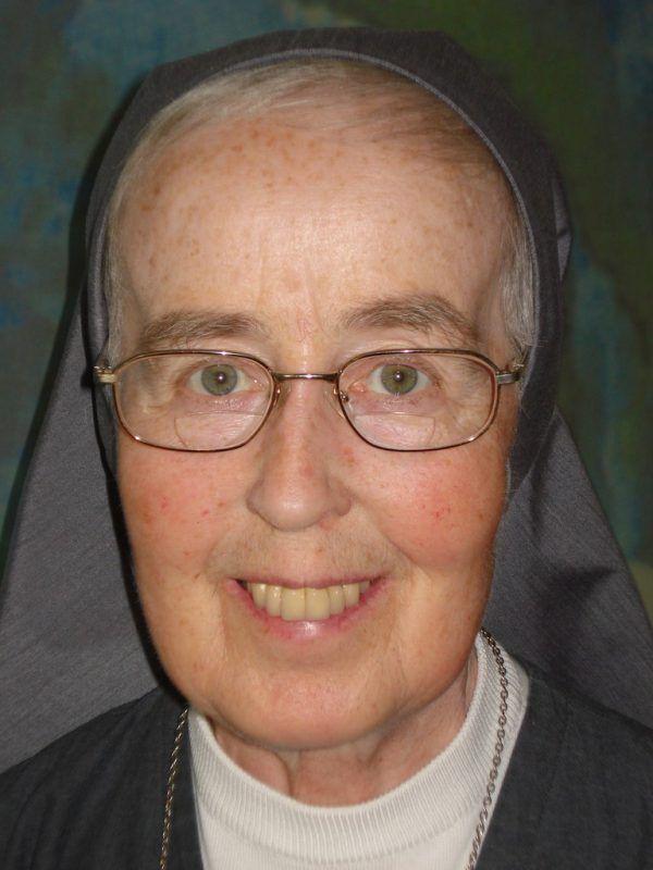 Schwester Irma Österle.salesianer Don Boscos