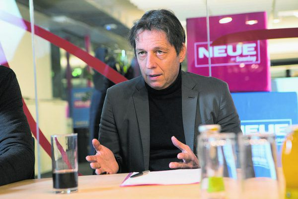 Bernd Bösch ist derzeit mit der Suche nach dem Nachfolger für Gernot Plassnegger beschäftigt.Hartinger