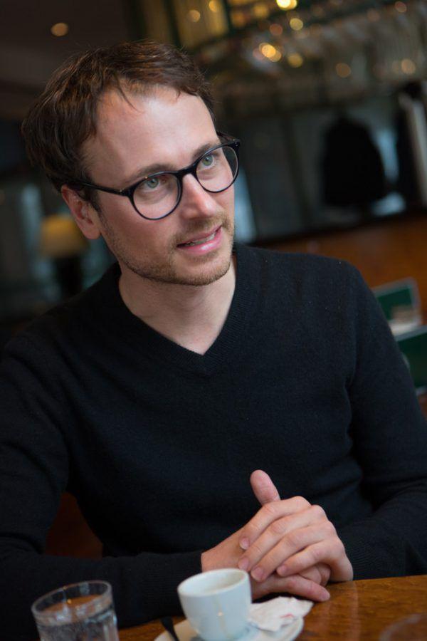Bildungssprecher Daniel Zadra.Archiv