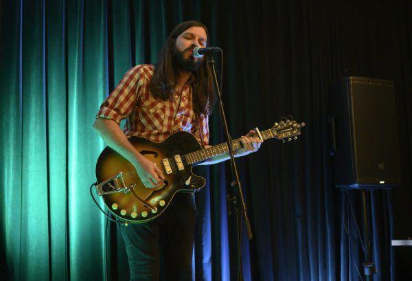 Blues-Rocker Marcus Bonfanti war in Thüringerberg zu Gast.Daniel Ongaretto-Furxer