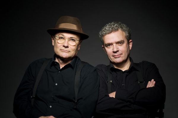 Das Kabarett-Duo. Thomas Nitz