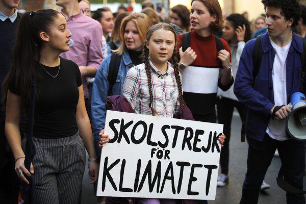Die 16-Jährige wird in diesem Jahr neben drei weiteren Preisträgern mit dem Alternativen Nobelpreis ausgezeichnet. AP