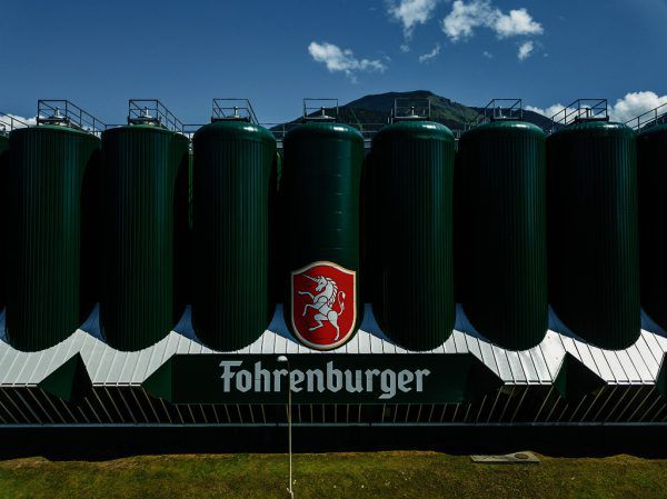 """Die Abfüllung von Gösser-Radler ist derzeit auf """"Hold"""".Steurer"""