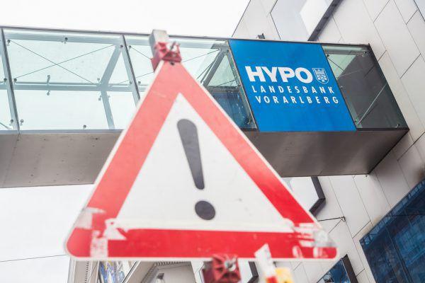 Die Vorarlberger Hypo hat die Folgen der Corona-Krise zu spüren bekommen.