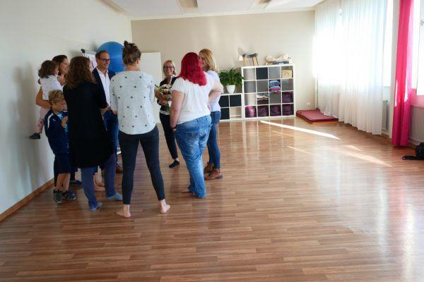 Die neuen Räumlichkeiten bieten mehr Platz. Stadt Hohenems