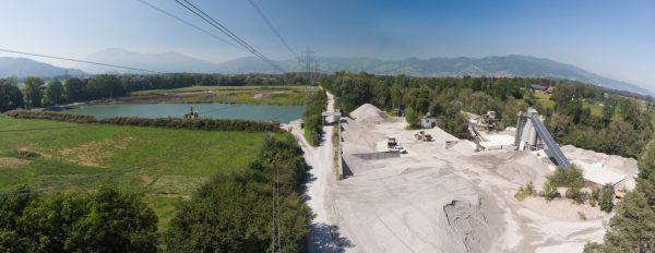 Aufgrund von Querelen in Götzis wird in Altach derzeit noch kein Kies abgebaut. hartinger