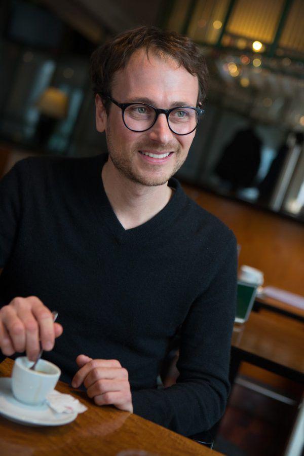 Grünen-Bildungssprecher Daniel Zadra.Archiv/NEUE