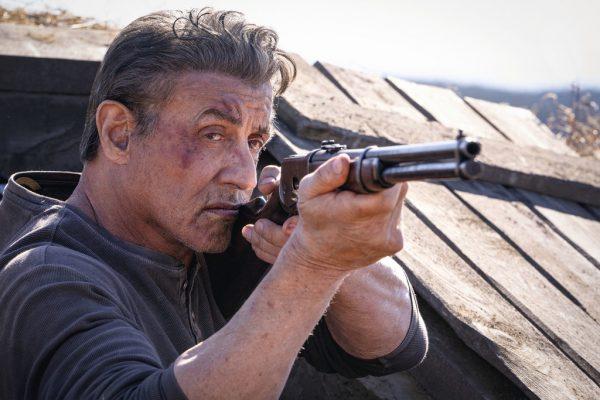 John Rambo ist wieder zurück.