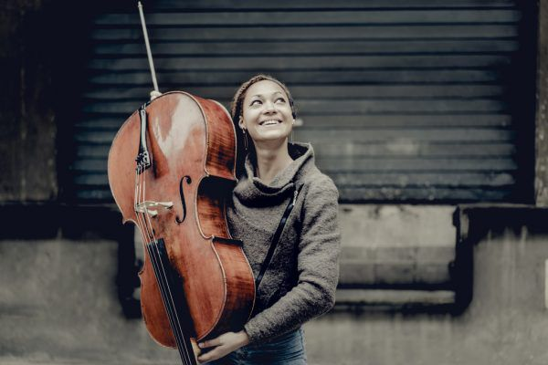 Die Cellistin Marie Spaemann tritt morgen auf.Andrej Grlic