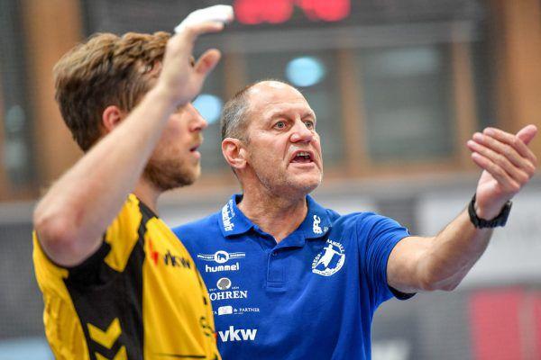 Markus Burger (r.) und Lukas Frühstück haben nach dem Erfolg gegen West Wien Lust auf mehr.Gepa/Lerch