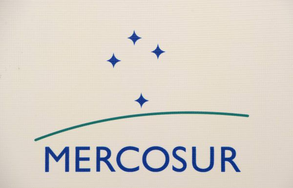 Mercosur ist umstritten.AFP