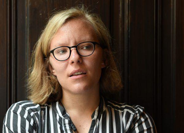 Raphaela Edelbauer gewann 2018 den Bachmann-Publikumspreis.APA