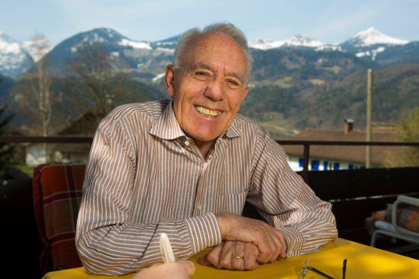 Bertram Jäger auf einem Archivbild aus dem Jahre 2013.Hartinger