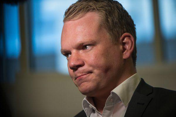 Bittere Niederlage für den jungen FPÖ-Landesparteichef Christof Bitschi.Steurer