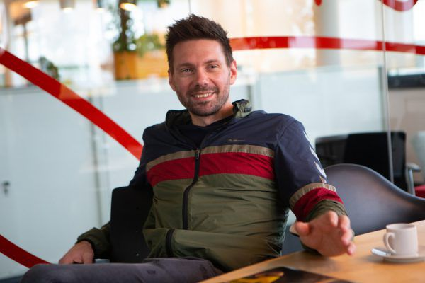Björn Tyrner spricht über die Bregenzer Situation.Klaus Hartinger