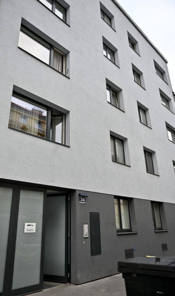 Der Keller gehört zu in einem Mehrparteienhaus.Herbert Neubauer