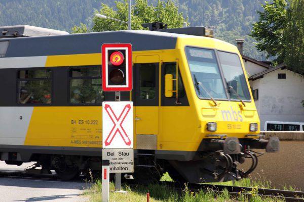 Die ÖVP blockiere den Ausbau der Montafonerbahn.Archiv