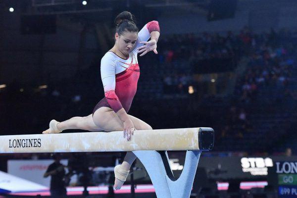 Elisa Hämmerle hat die Qualifikation für die Olympischen Spiele bereits geschafft. Sie versteht die Verzögerungstaktik.simone FERRARO